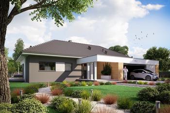 Projekt domu Ka55