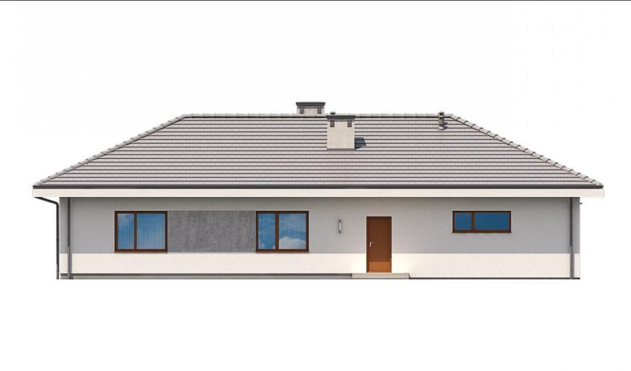 Ka54 Projekt domu Ka54
