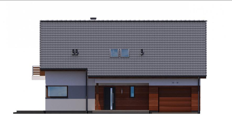 Ka42 SZ Projekt domu Ka42 SZ