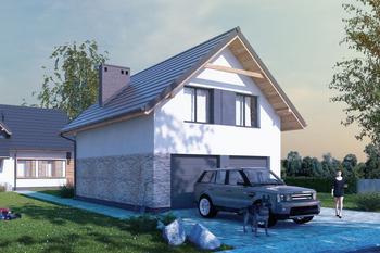 Garaż z częścią gospodarczą (Vehiculum I G2)