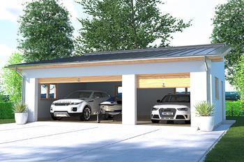 Garaż / Budynek gospodarczy APG2E