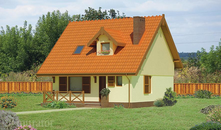 C214 Dom na rozstaju