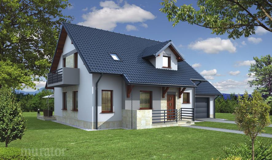 C110 Dom za rogiem
