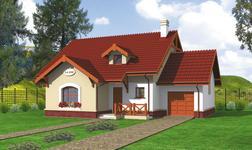 Dom na rozdrożu