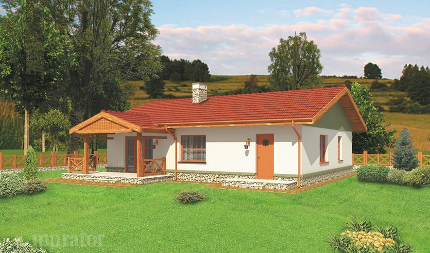 C136 Dom przy drodze