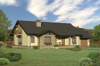 Dom na górce