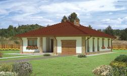 Dom w dolinie