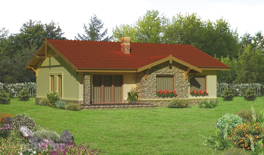 C224 Dom jak z nut