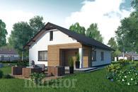 C303a Własny dom - wariant I