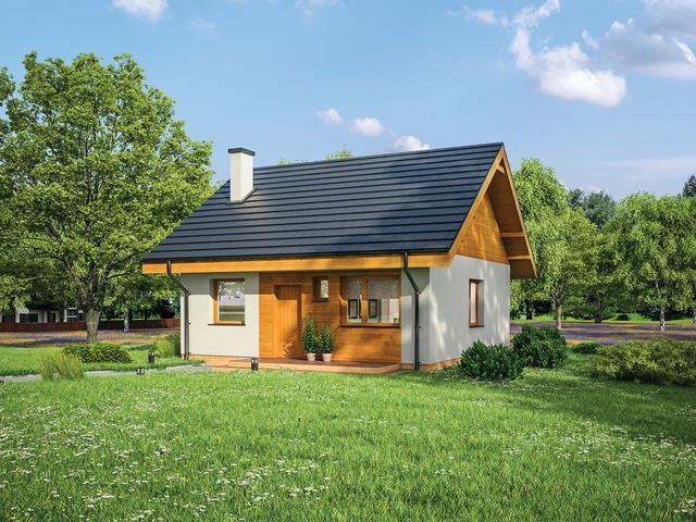 Domy małe i tanie