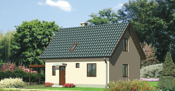 Projekty Domow I Budynkow Rekreacyjnych Z Kolekcji Muratora