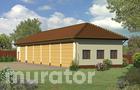 GMC03b Budynek garażowo-magazynowy GMC03b