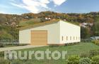GMC04c Budynek garażowo-magazynowy GMC04c