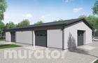 GMC05c Budynek garażowo-magazynowy GMC05c