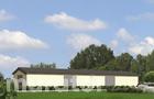 GMC13 Budynek garażowo-magazynowy