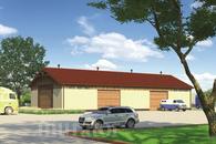 GMC15 Budynek garażowo-magazynowy
