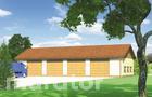 GMC19 Budynek garażowo-magazynowy