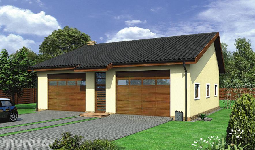 GMC29 Budynek garażowo-magazynowy z częścią pomocniczą