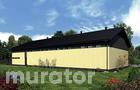 GMC30a Budynek garażowo-magazynowy z pom. pomocniczymi