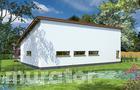 GMC33c Budynek garażowo-magazynowy z pom. pomocniczymi