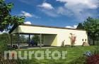 GMC37 Budynek garażowo-magazynowy z wiatą i pom. pomocniczymi