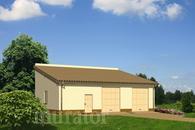 GMC46 Budynek garażowo-magazynowy