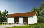 GMC47 Budynek garażowo-magazynowy