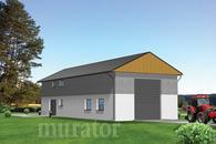 GMC54 Budynek garażowo-magazynowy