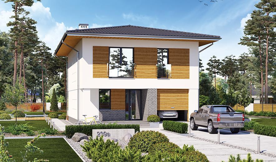 Domy piętrowe