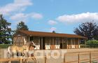 S14S Stajnia dla 6 koni