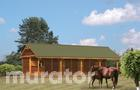 SC02S Stajnia dla 4 koni