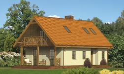 Budynek agroturystyczny (całoroczny)