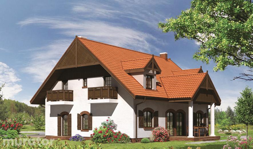 U05 Budynek mieszkalny (agroturystyczny, całoroczny)