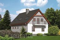 U09 Budynek usługowy z częścią mieszkalną (podpiwniczony)