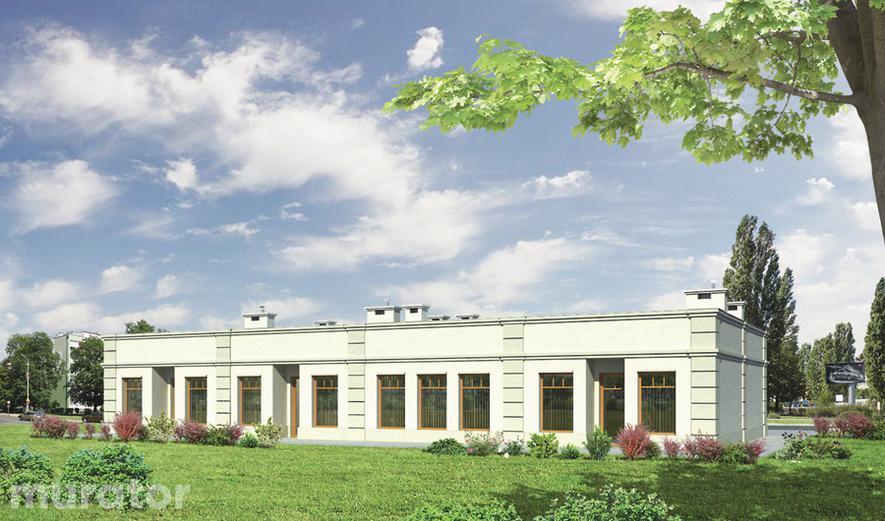 U14b Budynek usługowy