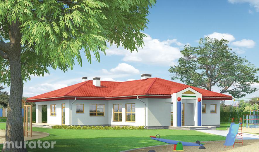 U17 Budynek usługowy (punkt opieki przedszkolnej)