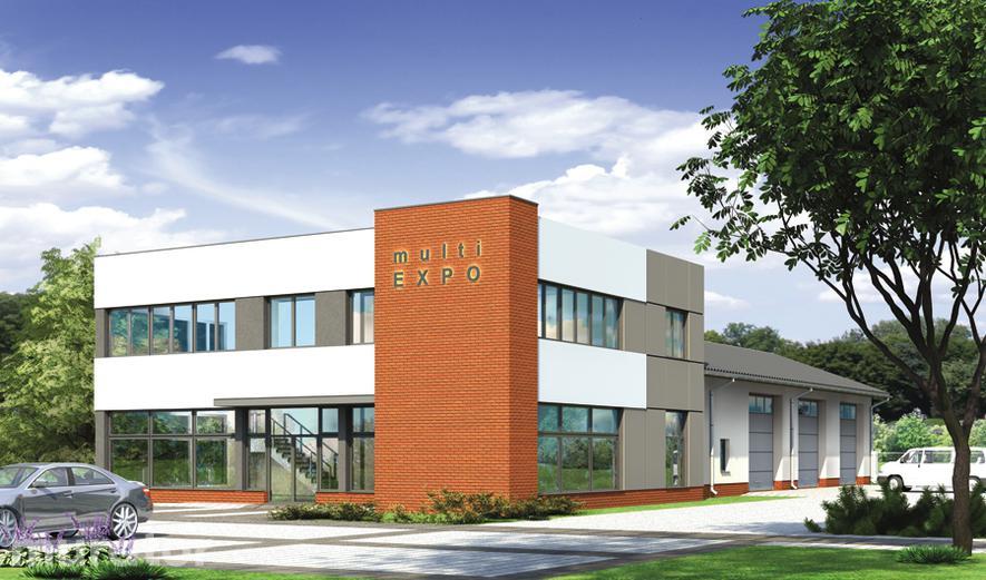U24 Budynek usługowy