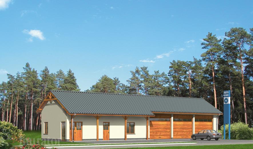 UC02 Budynek usługowy