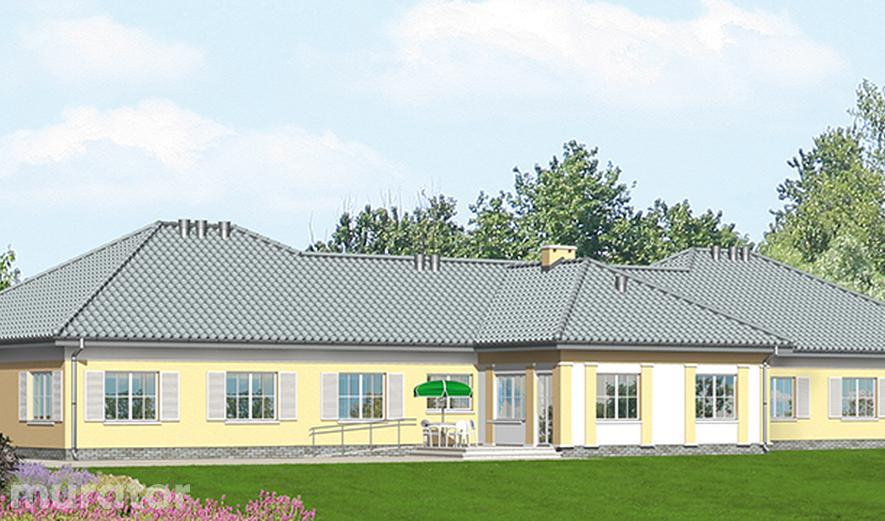 UC07 Budynek usługowy (z pokojami gościnnymi)
