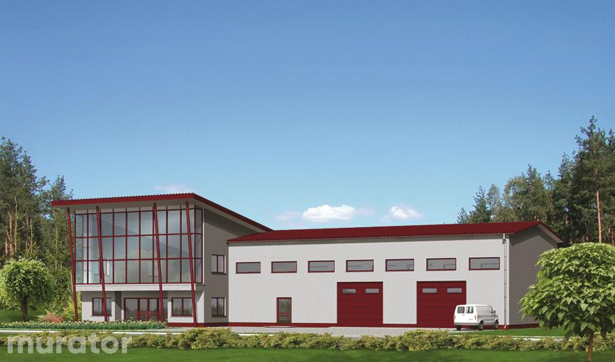 UC13 Budynek usługowy