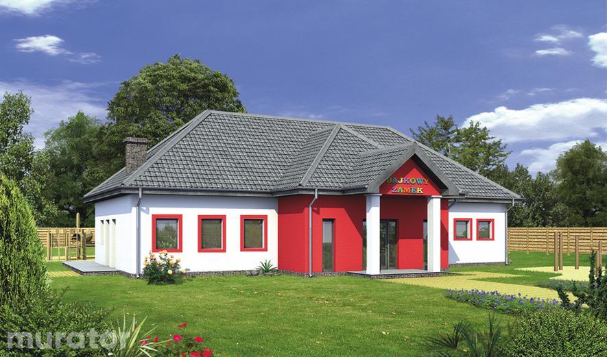 UC37 Budynek usługowy (punkt opieki przedszkolnej)