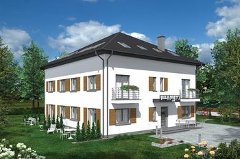 Budynek mieszkalny (pensjonat)