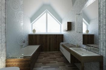 Saba (murowana - beton komórkowy)