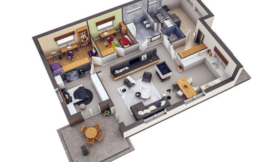 C296 Dom bezpieczny