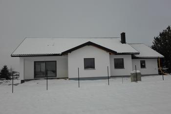 C184 Dom na górce Zdjęcie z realizacji