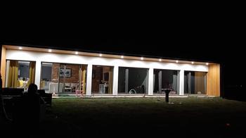EC317a Dom oszczędny - wariant I (z wentylacją mechaniczną i rekuperacją) Zdjęcie z realizacji